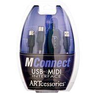 Внешний USB-MIDI интерфейс Art MConnect фото 1 | Интернет-магазин Bangbang